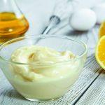 Mayonesa: cómo hacerla con huevo cocido para que no engorde nada