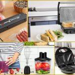 Aliexpress: sandwicheras, freidoras y otros electrodomésticos que te facilitarán la tarea de cocinar