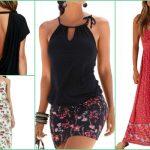 Blusas y vestidos veraniegos tendencia en 2021 con descuento en Amazon