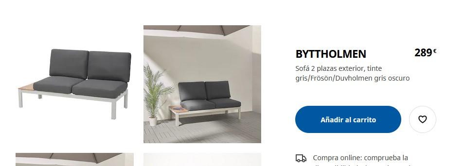 Byttholmen- Ikea