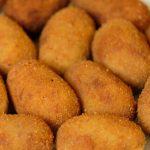 Croquetas: la alternativa al pan rallado para que no se te rompan al freírlas