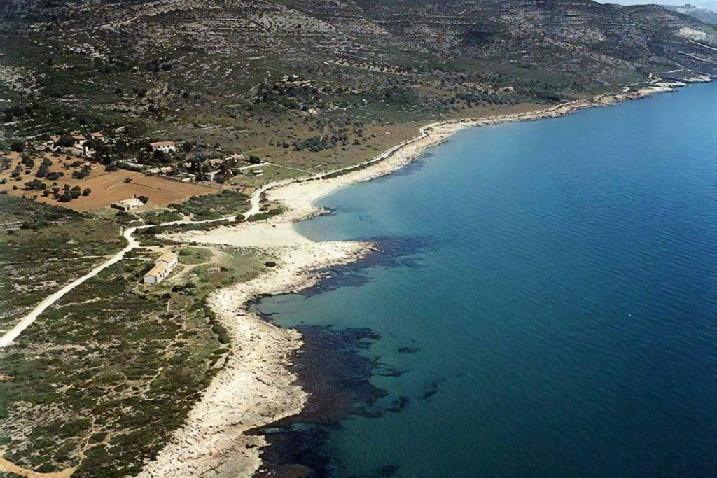 La playas Pebret