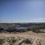Almeida ahoga lentamente al propietario de las lagunas de Ambroz