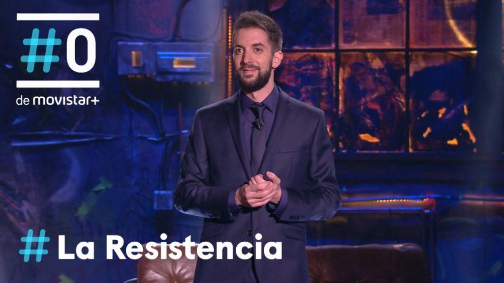La Resistencia en Youtube con David Broncano