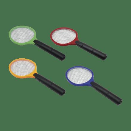 Raqueta eléctrica antiinsectos de Aldi