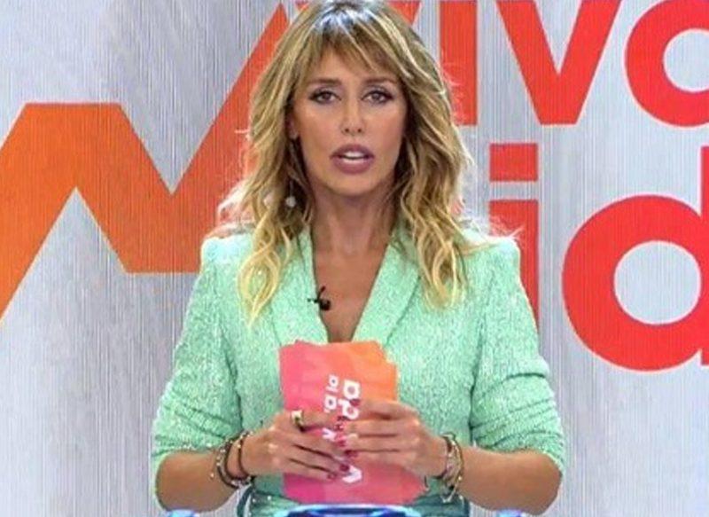 EMMA GARCÍA DEFIENDE A ANTONIO DAVID EN VIVE LA VIDA