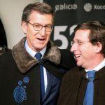 El empuje de Ayuso enfría la ambición de un Feijoo que ya no ve claro bajar a Madrid