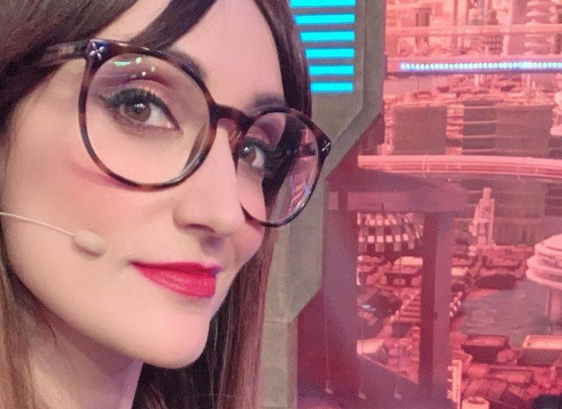 ANA MORGADE, UN ROSTRO CONOCIDO DE LA TELEVISIÓN
