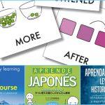 Aprende un nuevo idioma este verano con estas propuestas de Amazon