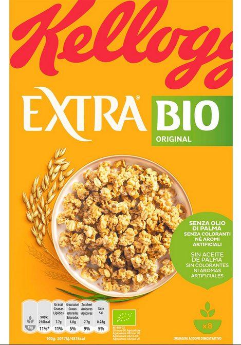 El Corte Inglés cereales