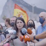 Vox endurece su discurso contra Gibraltar a cuenta de la orden contra Ortega Smith