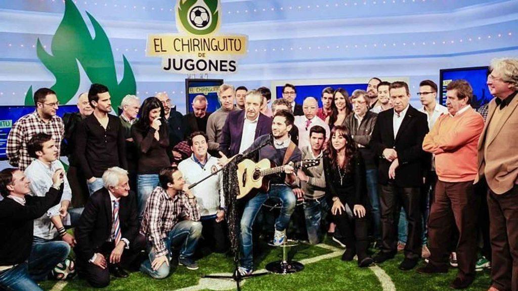 El Chiringuito y sus colaboradores