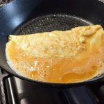 El truco para que la tortilla francesa nunca se pegue a la sartén