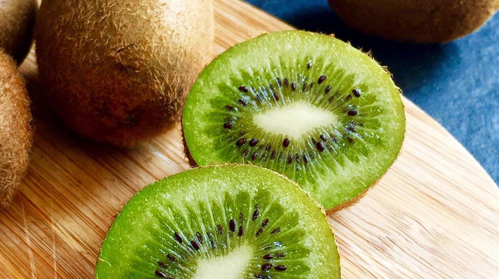 Kiwi frutas