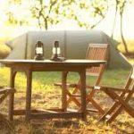 La mesa plegable de Alcampo por 24,99 euros que puedes llevar donde quieras