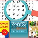 Mejores chollazos de Amazon en pasatiempos, sudokus y sopas de letras