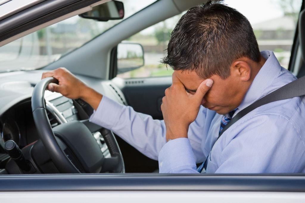 Por qué se debe evitar el calor cuando estamos al volante