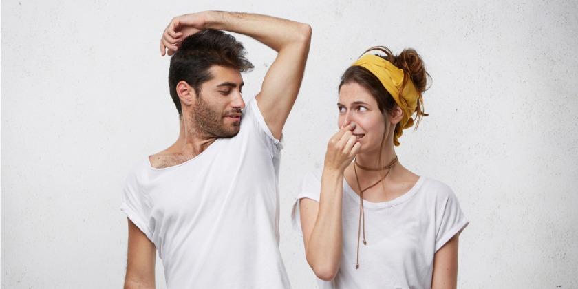 ¿Por qué tendemos a sudar?