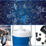 Telescopios, mapas astronómicos y otros productos geniales de Amazon para disfrutar de las Perseidas