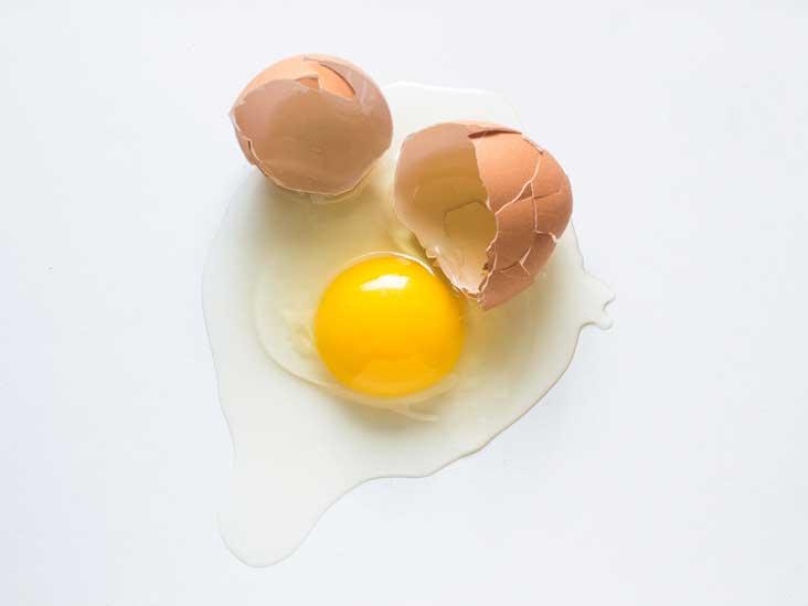 consumo huevos verano