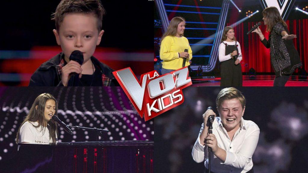la voz kids temporada