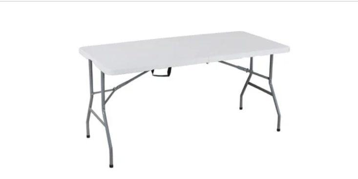 La mesa plegable de Alcampo