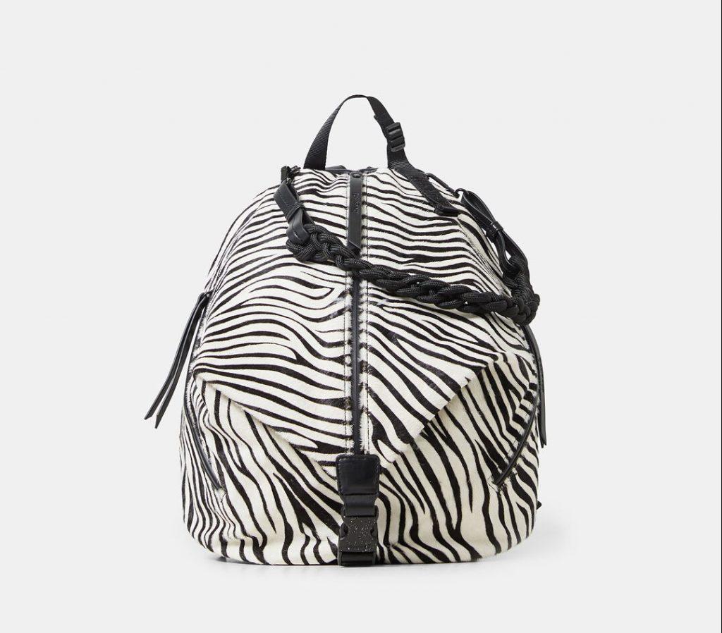 mochila cebra