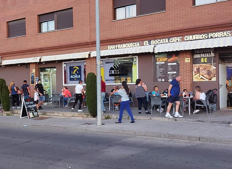 RESTAURANTES BARATOS EN MADRID