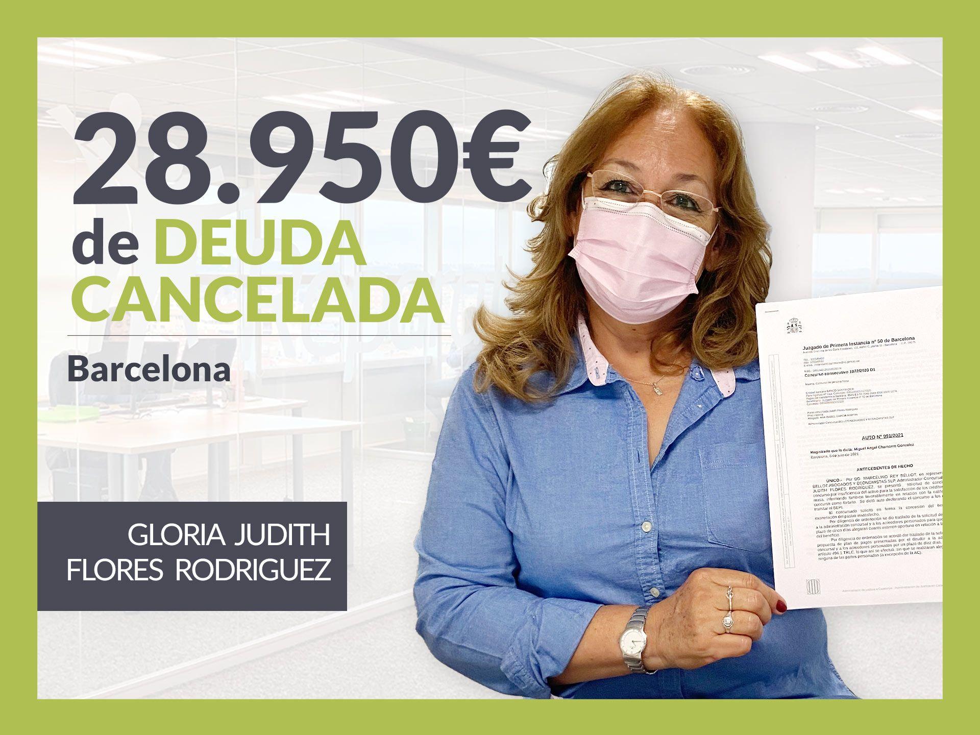 Repara tu Deuda Abogados cancela 28.950 ? en Barcelona (Catalunya) con la Ley de Segunda Oportunidad