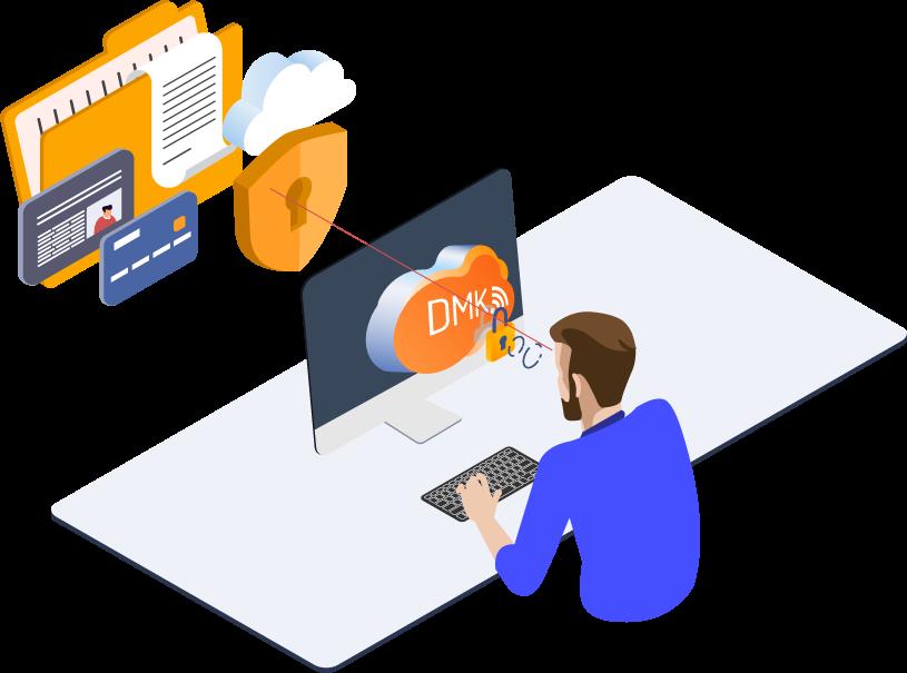 Nace DMK el software que permite salvaguardar y transmitir el legado digital a los futuros herederos