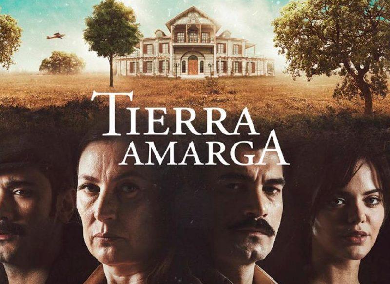 TIERRA AMARGA, UN ÉXITO MUNDIAL
