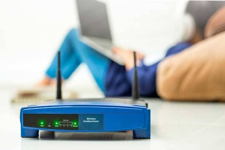 Afecta la salud del usuario Router