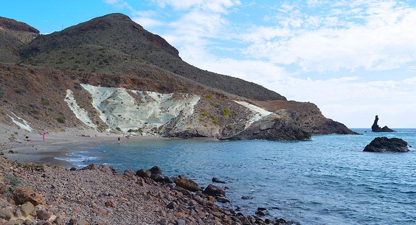 Calas de la Rajá, Almería