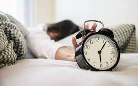 Horas que dormimos