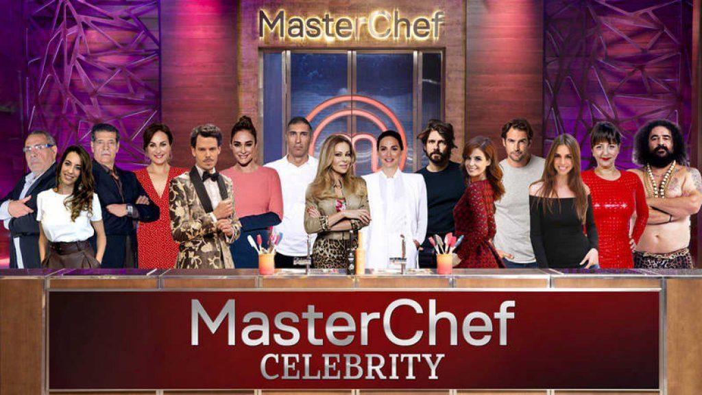 Masterchef Celebrity y la ayuda a los famosos