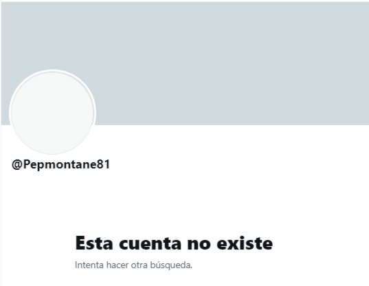 El ahora jefe de prensa de JxCat borra su perfil de Twitter
