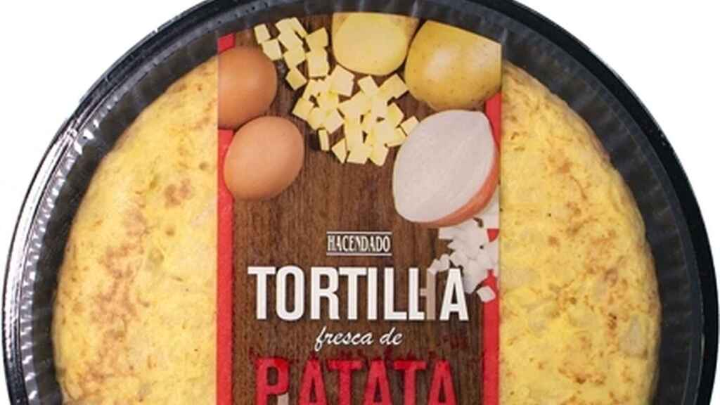 tortilla de patatas mercadona