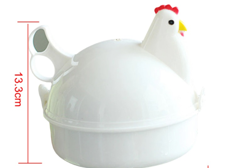 vaporera gallina