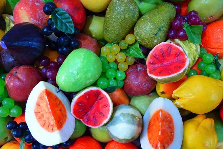 Balancea los tipos de frutas y no tendrás inconveniente