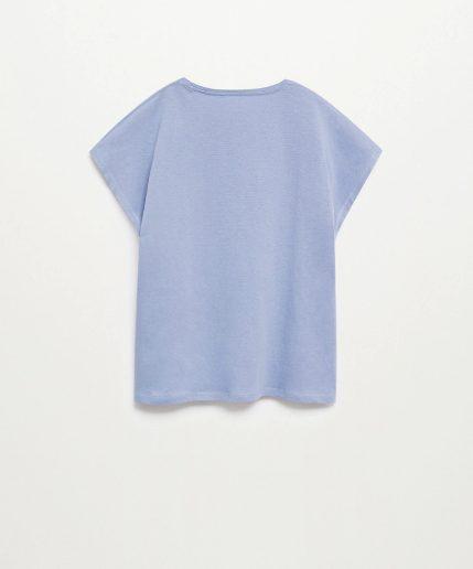 Camiseta algodón orgánico mensaje