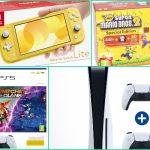 PS5 y Nintendo: mejores descuentos para gamers de Amazon