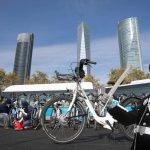 Entre candados y cámaras: Carabante, desesperado por el robo de bicicletas de BiciMAD