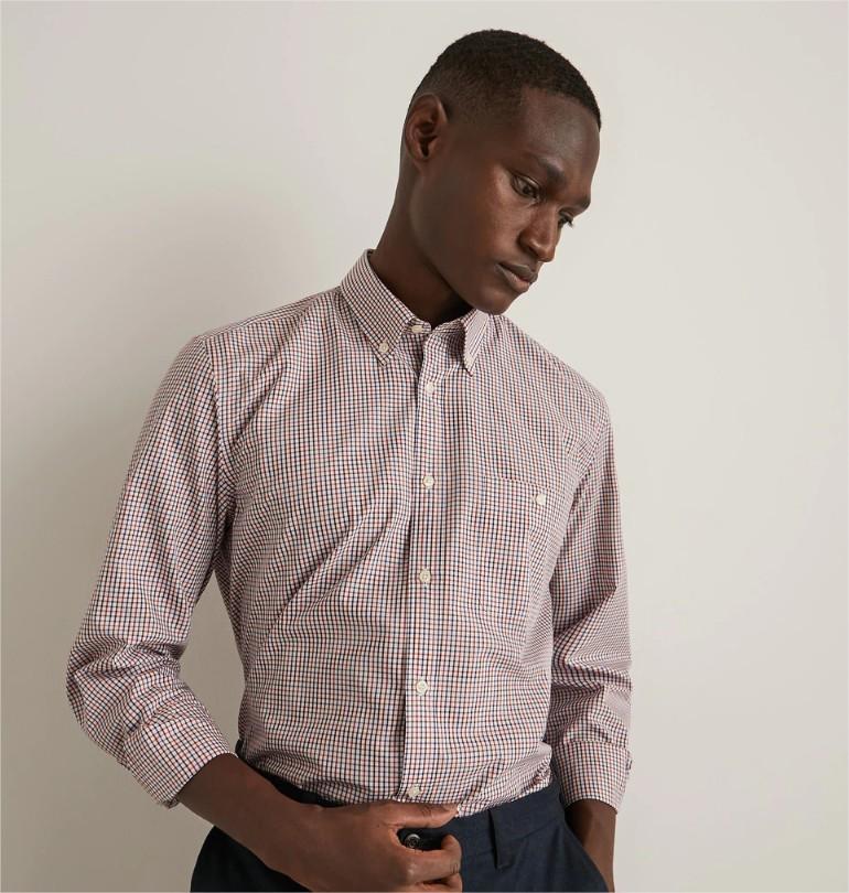 camisa essential el corte ingles