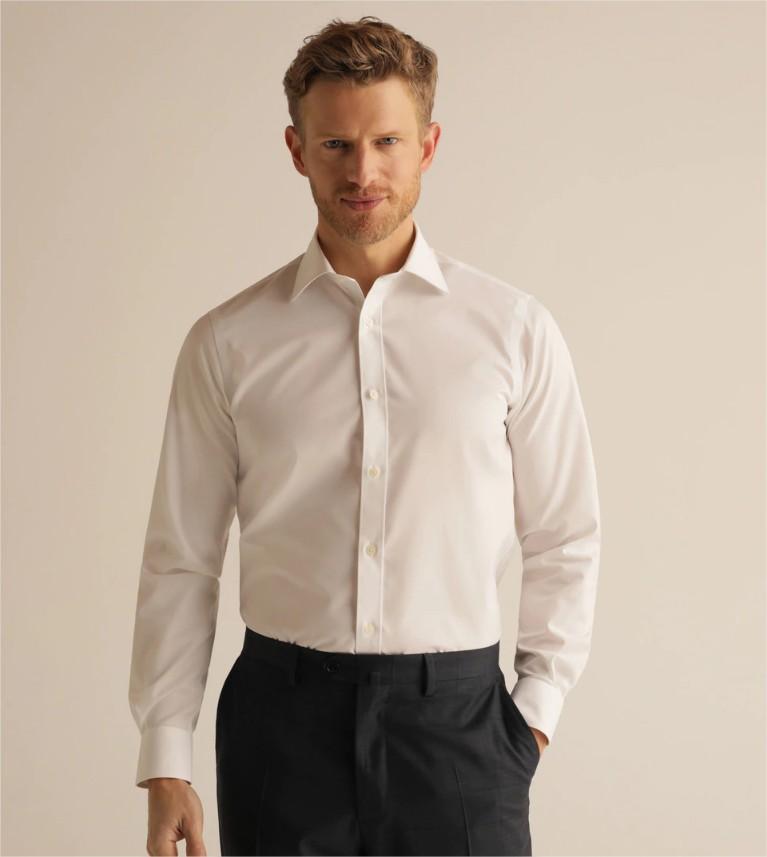 camisa non iron el corte ingles
