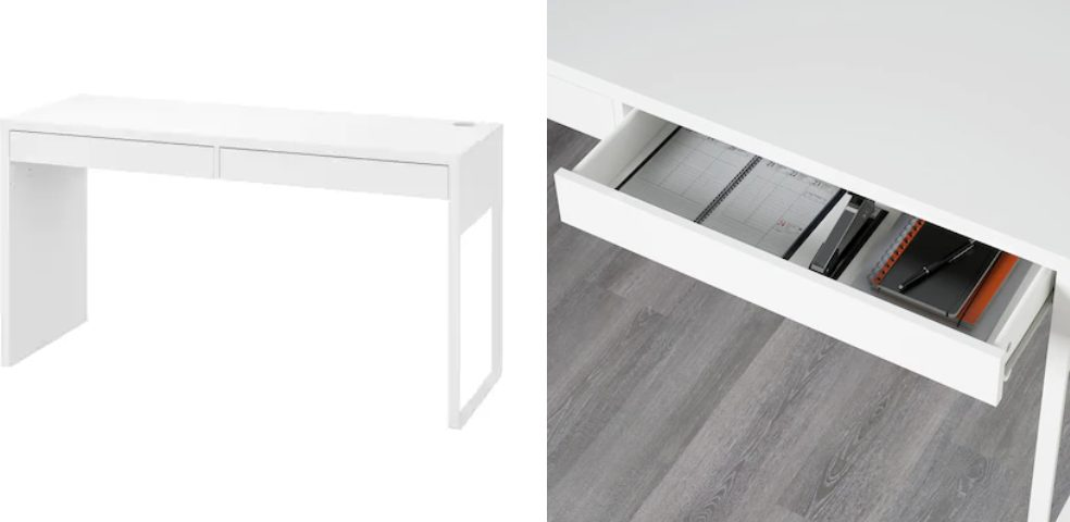escritorio sencillo ikea