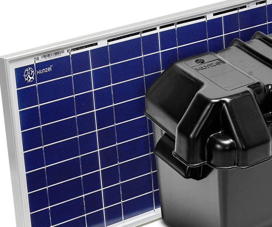 kit solar leroy merlin