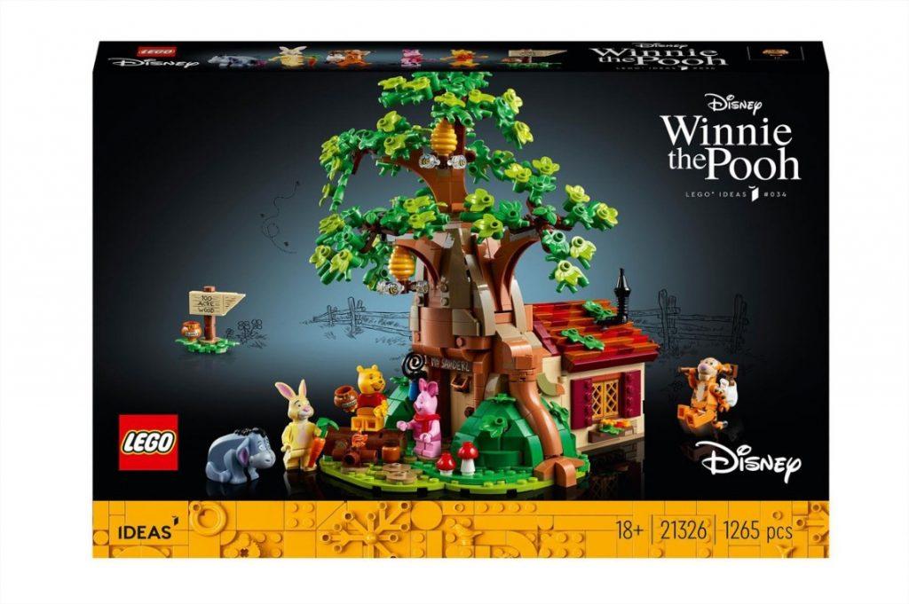lego winnie the pooh el corte ingles