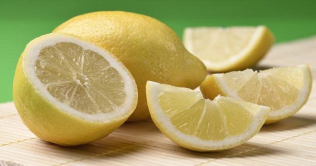 limon fruta tesoro
