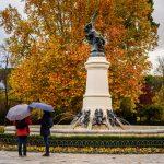 10 parques de Madrid que en otoño sacan todo su esplendor