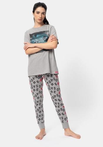pijama malasmadres carrefour